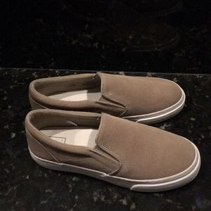 Women's Gap Slip On Shoes 8